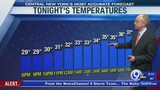 FORECAST: Wintry mix of snow and ice changes to rain late tonight