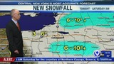 WHAT TO EXPECT: Return of snow to central New York