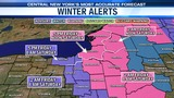 ALERT: A Winter Storm Warning issued for most of CNY Friday