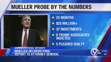 Mueller's report now handed to Attorney General Bill Barr