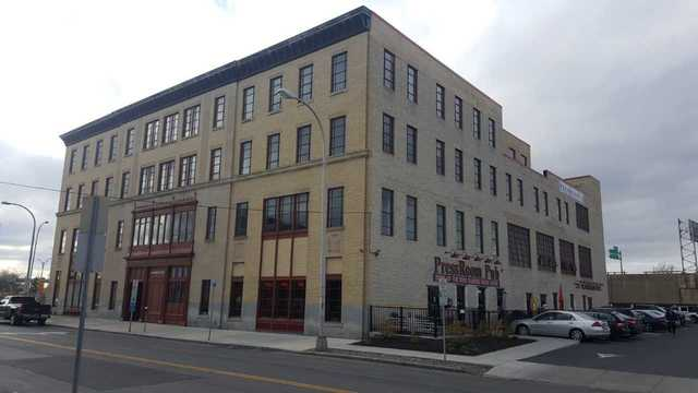 PHOTOS: Community grid option would save dozens of historic buildings in Downtown Syracuse