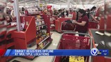 Long lines reported at Target amid widespread register outages